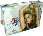 LIKE A VIRGIN - BOY TOY 1986 SUITCASE / BRIEFCASE